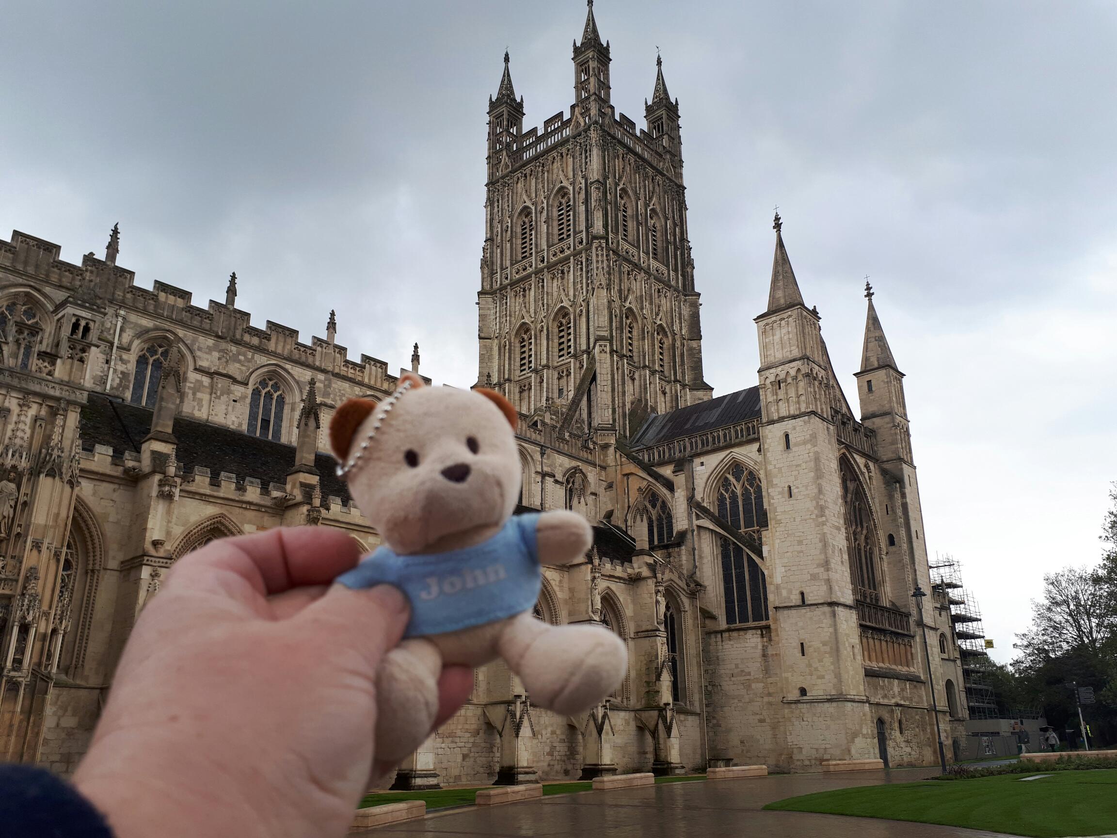 Little John at Gloucester